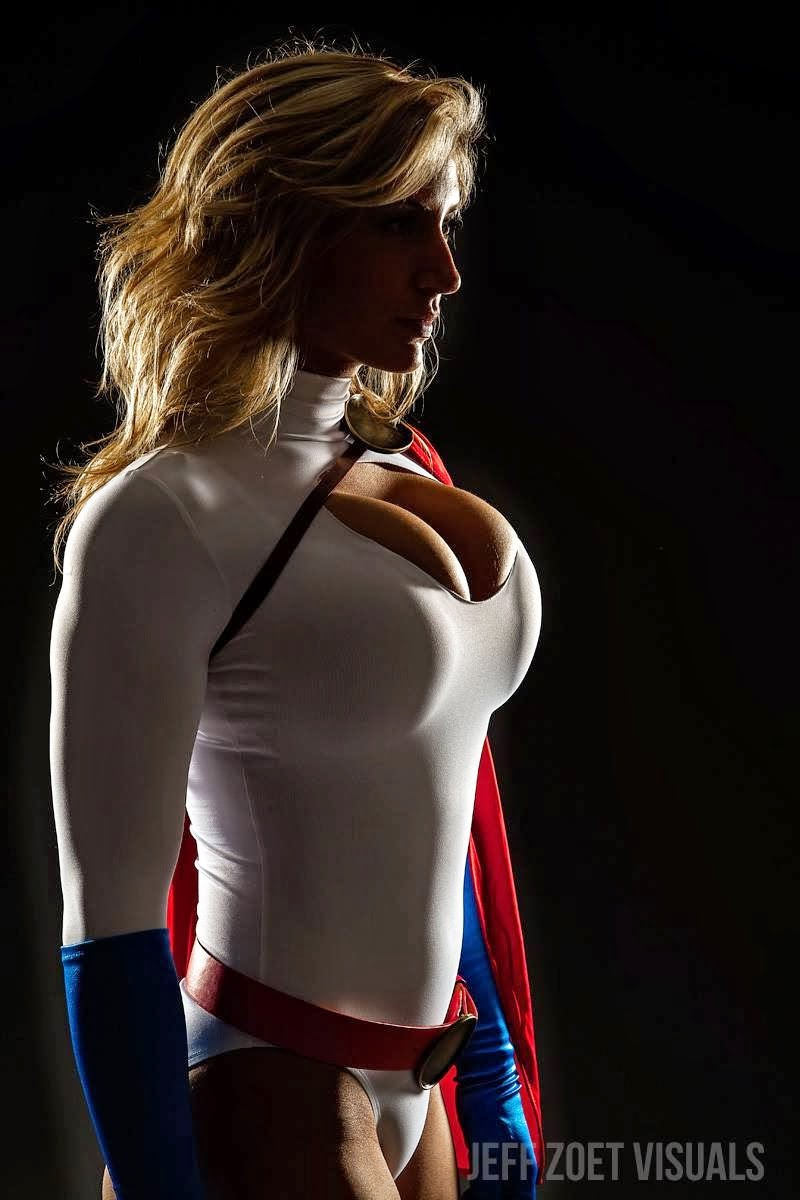 Power Girl Alyssa Loughran