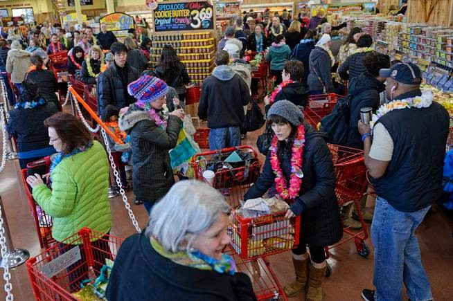 Safeway sale addresses how Specialty grocers such as Trader Joes might replace traditional supermarkets