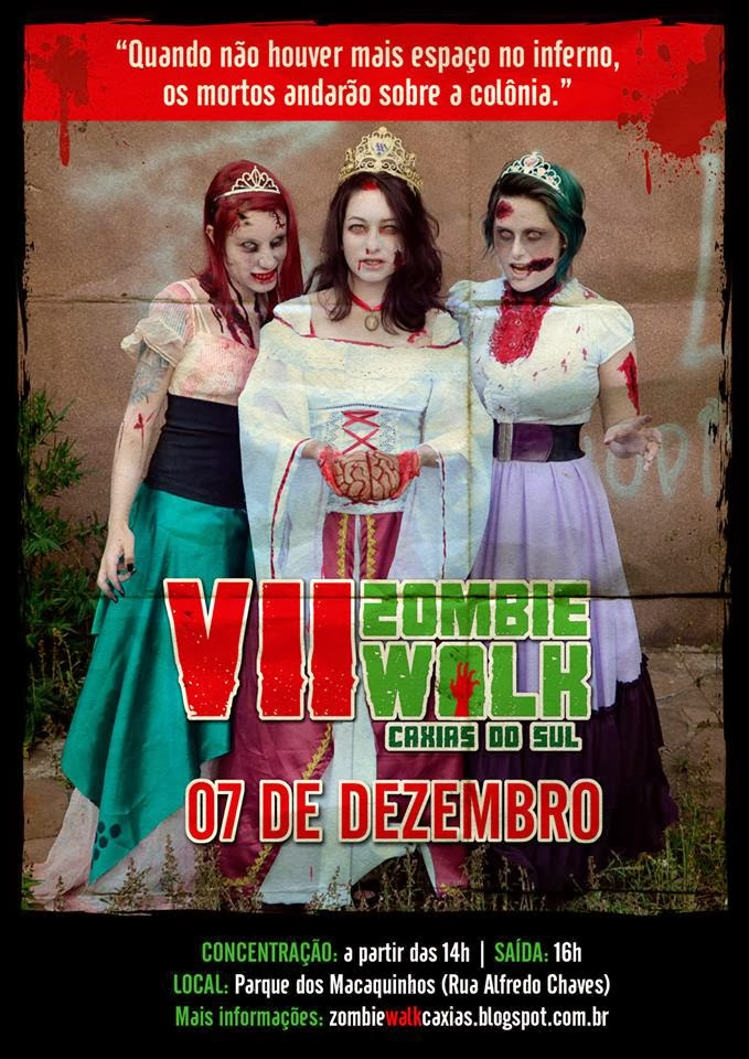 Zombie Walk - Caxias do Sul