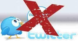 Cara mengatasi suspended twitter