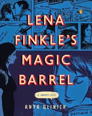 Lena Finkles Magic Barrel, Anya Ulinich