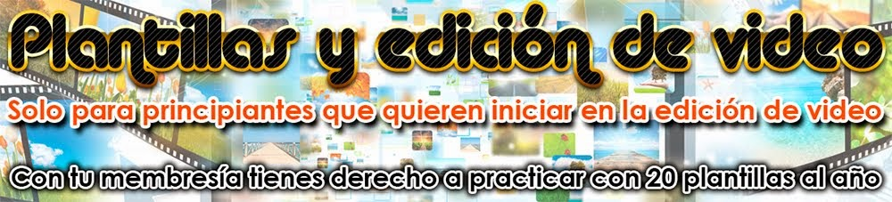 CURSO DE AFTER EFFECTS FACIL Y RAPIDO CON LANTILLAS