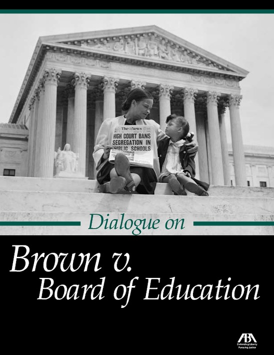 essay about brown v board of education