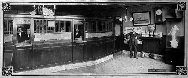 Italian American Bank, 1920 Denver