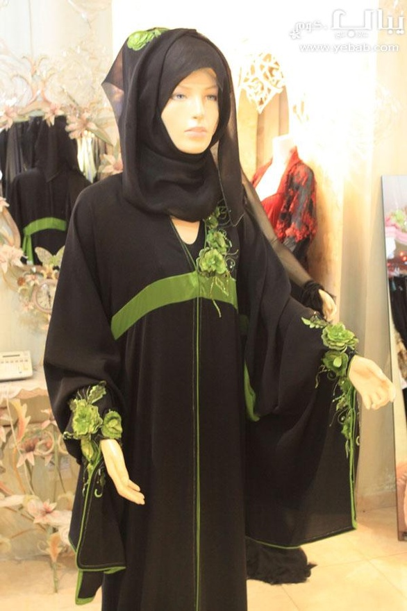 Latest Fashion: Latest 2012 burqa designs Collection ...