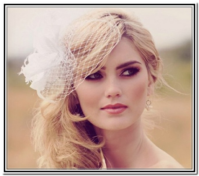 Bridal Makeup For Blue Green Eyes : Something borrowed something blue: A perfect wedding theme