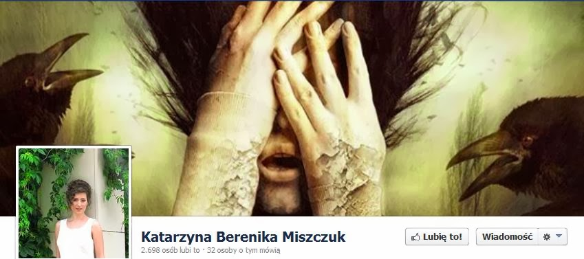 https://www.facebook.com/pages/Katarzyna-Berenika-Miszczuk/146217628759143?fref=ts