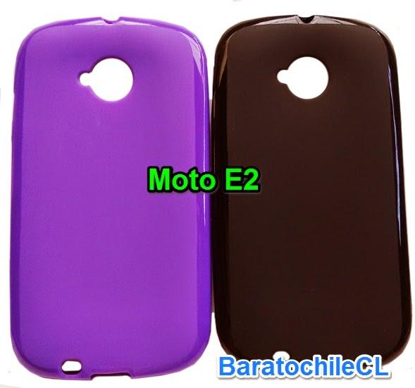 Carcasas Moto E2