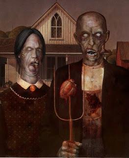 American zombie movies 2012 13