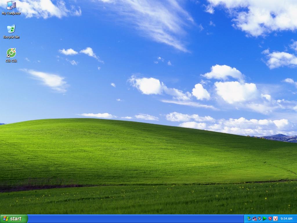 """Ghost Windows XP SP3 """"nặng mà nhẹ"""""""