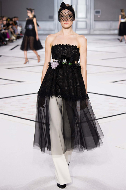 Haute Couture 2015, runway, Giambattista Valli