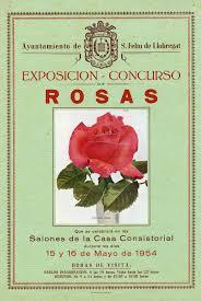 Cartells de les exposicions de roses
