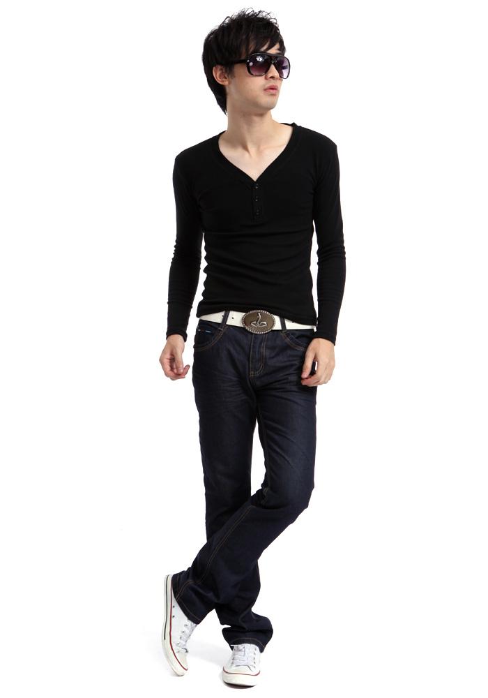 ao%2Bthun%2Bnam%2B01 Trẻ trung và thời trang cùng áo thun nam