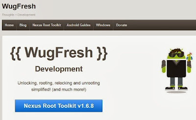 wugfresh download page