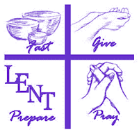 Lent, Fasting, Prayer, Giving, 3 Pillars of Lent