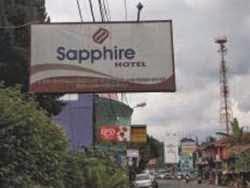 Hotel Kolam Renang di Puncak - Sapphire Hotel
