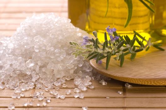 Целительные свойства  соли
