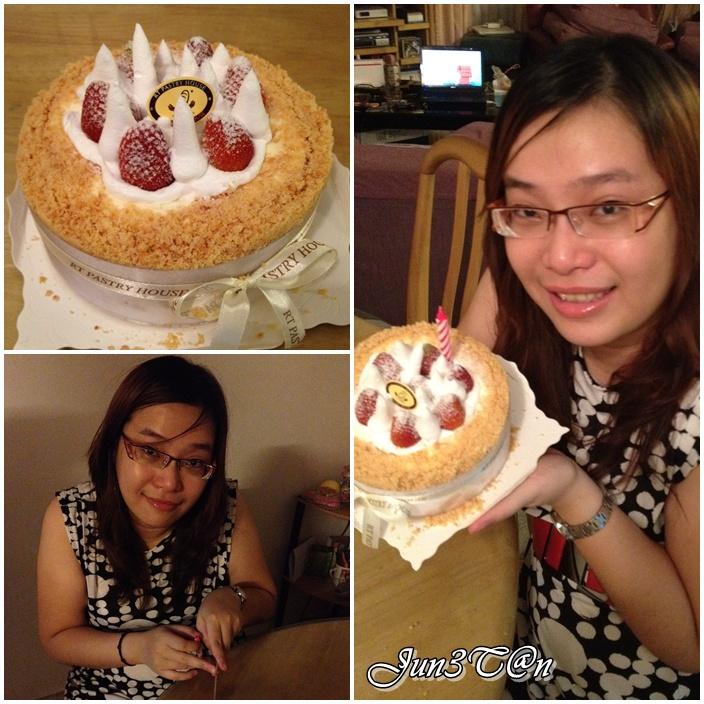 Junetanyp Strawberry Tart Cake Rt Pastry House