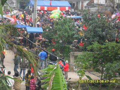Chợ tình ở Nam Lạng - Nam Định