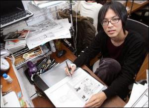 Pengarang Shingeki No Kyojin Dapat Ancaman Pembunuhan