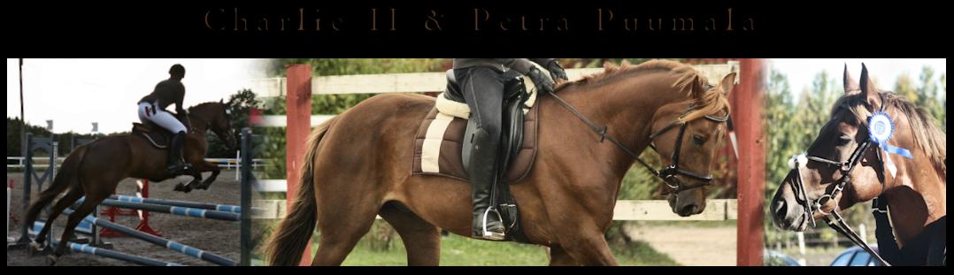 Petra Puumala & Charlie II