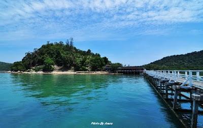 Pulau Sibu Tempat Percutian Yang Menarik Di Johor