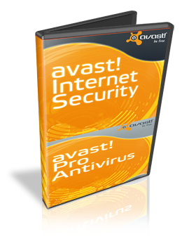 Download Avast Pro Antivírus + Avast Internet Security 6.0.1289 2012