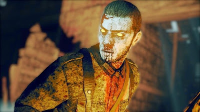 Sniper Elite Nazi Zombie Army Gameplay