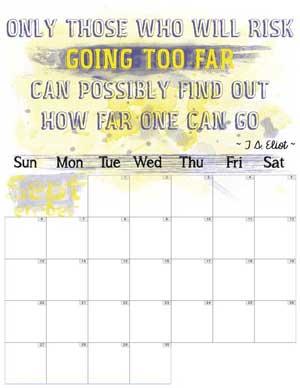 September Inspirational Calendar