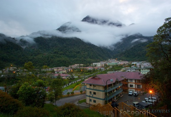Sebuah Kota Tanpa Matahari di Papua