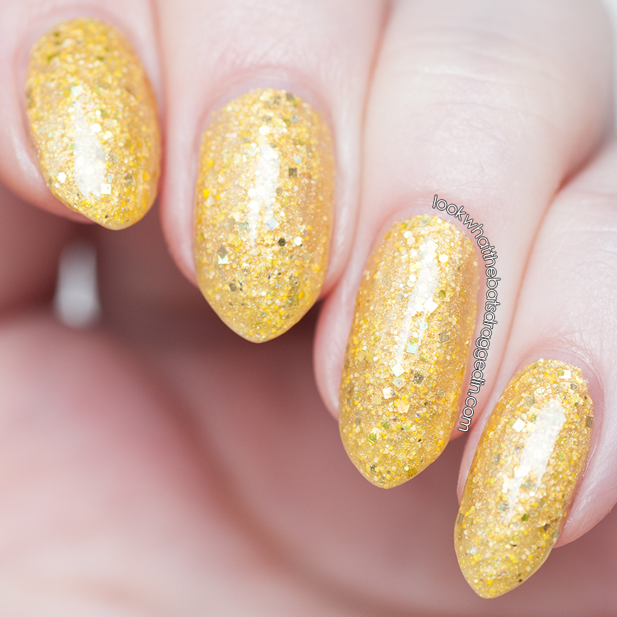Mckfresh Nail Attire Planeteers polish collection Wind