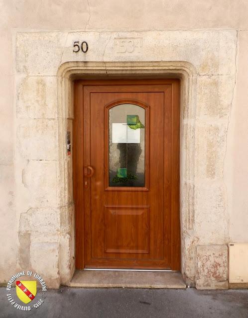 NANCY (54) - Rue Jacquard