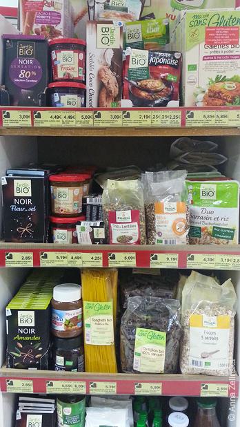 Organic и gluten free в Петроваце