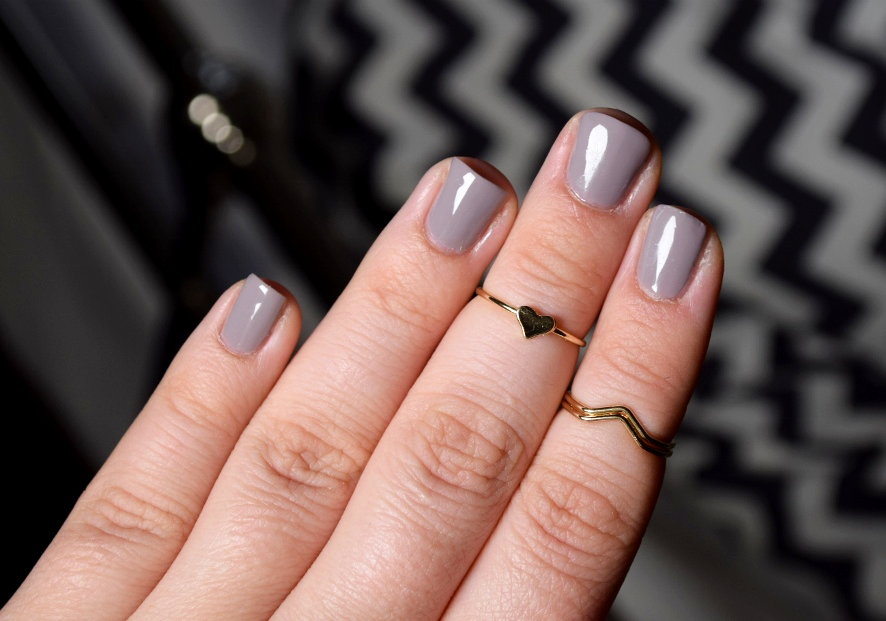 Nails Inc. 'Marylebone Mews' Nail Polish Review Swatch
