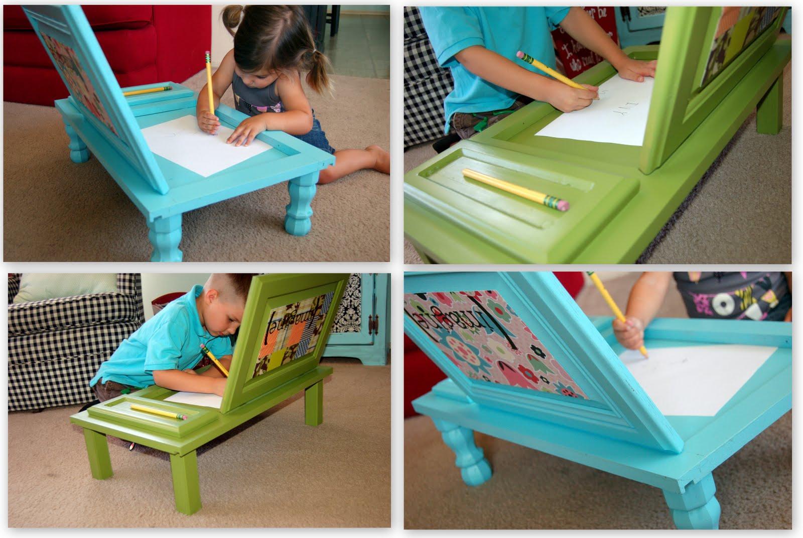 Как сделать стол своими руками для ребенка 914