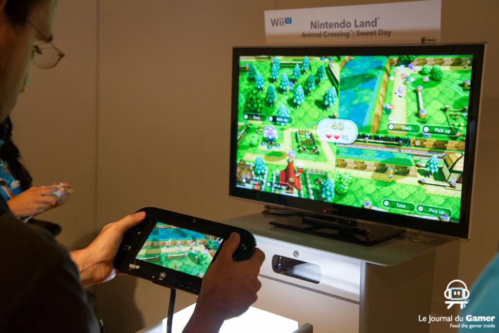 Test pour vous le cobaye conso test nouvelle console wii u de nintendo une innovation et - Nouvelle console de jeux ...