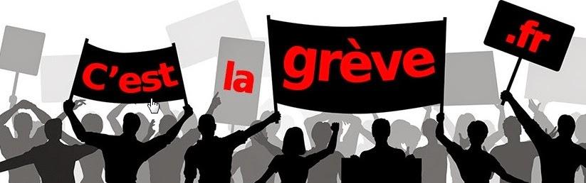 Liste des grèves en cours