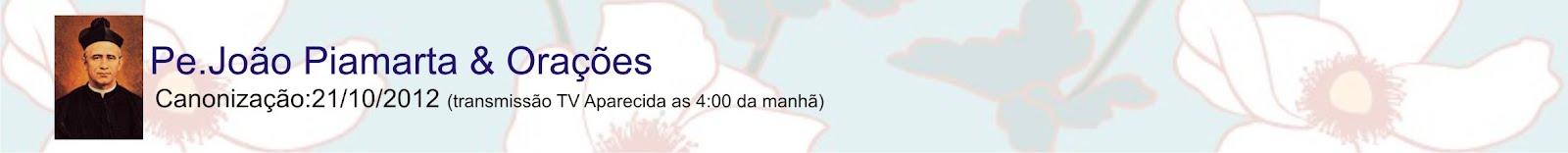 Pe.João Piamarta & Orações