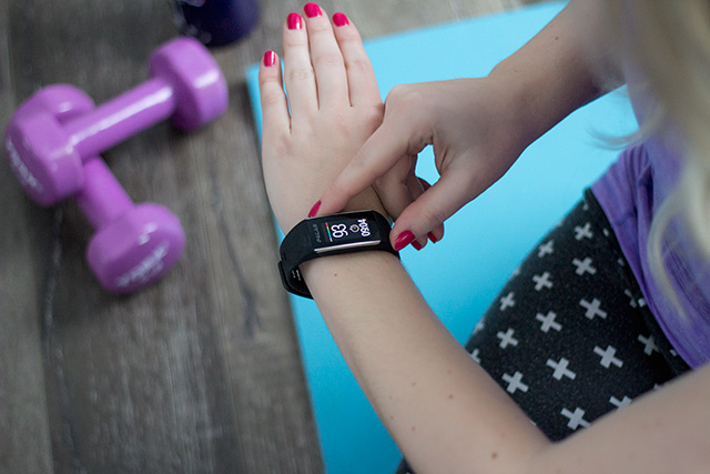 Polar A360 fitness tracker watch review