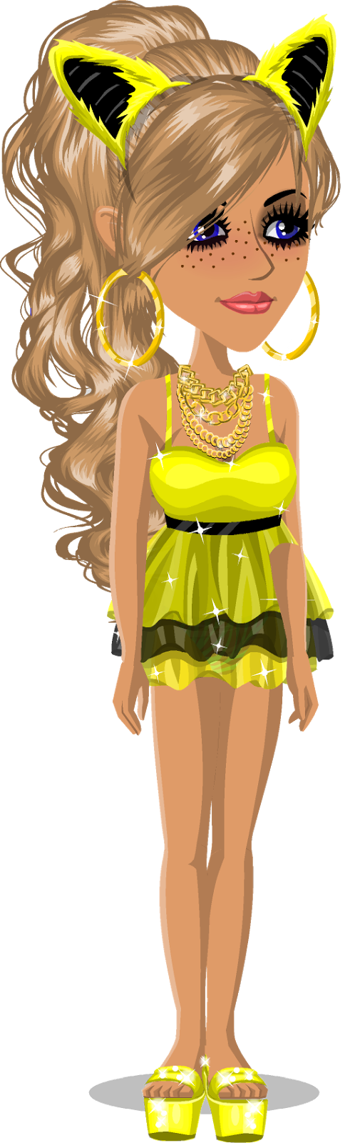 how to look like amvu on msp