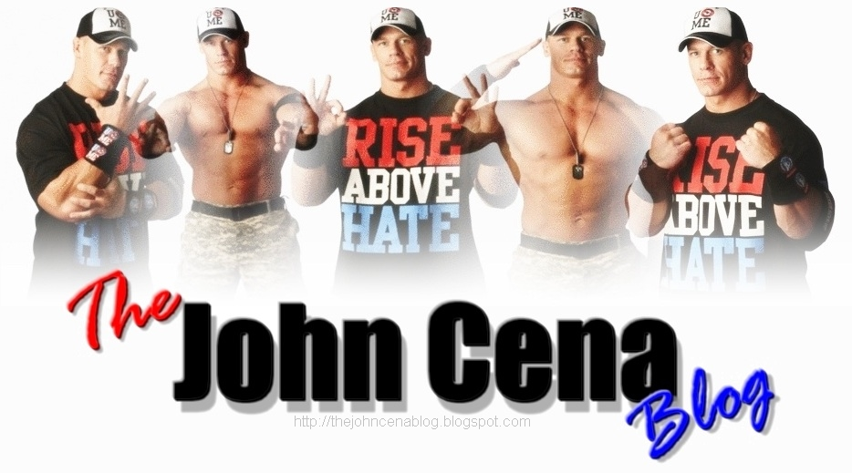 The John Cena Blog