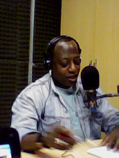 Comunicador e Jornalista: Nelson Silva
