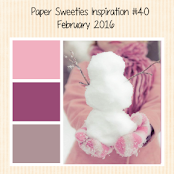 Paper Sweeties February Inspiration Challenge #36
