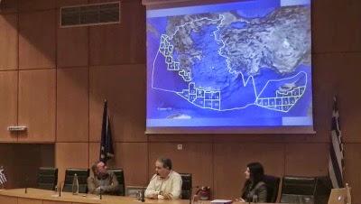 Νίκος Λυγερός - Η θέση της Κρήτης στον Ενεργειακό Xάρτη της Ευρώπης.