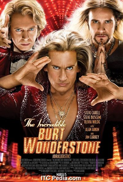 The Incredible Burt Wonderstone (2013) R6 HDRip XviD - 26k