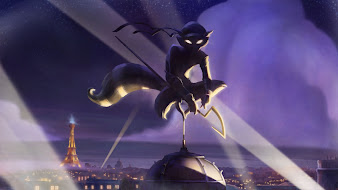 #2 Sly Cooper Wallpaper
