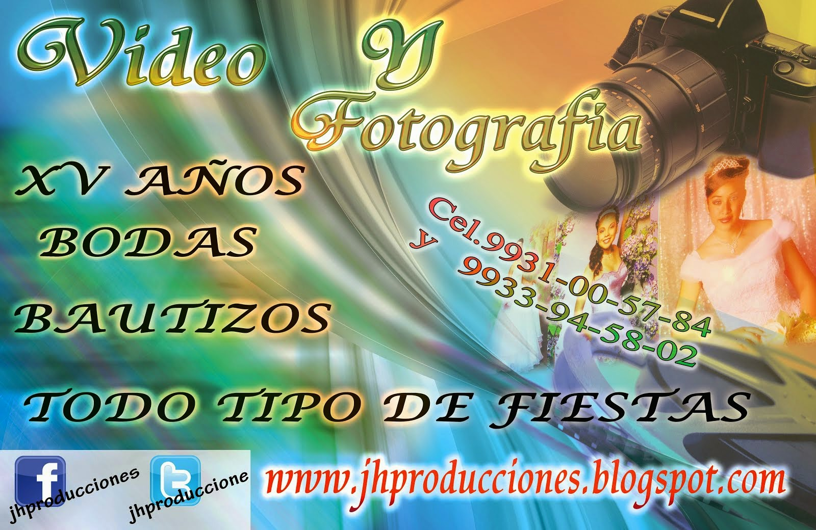 VIDEO Y FOTOGRAFIA PROFESIONAL
