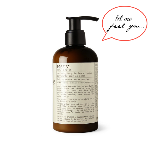 Le Labo Rose 31 body Lotion, Tanvii.com