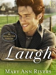 Cover Description: Close up to a man wearing a gray sweater. He's smiling and has a lot of dark brown hair. The background is faded but looks like a farm or a fenced field.