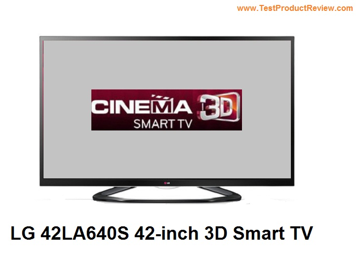 lg 42la640s 42inch 3d smart tv review